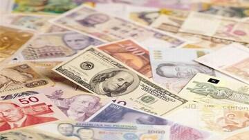 در نخستین روز هفته؛ نرخ رسمی ۹ ارز افزایش یافت