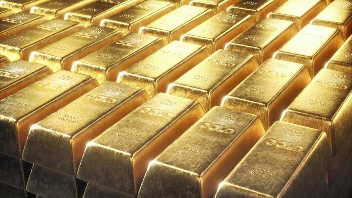 قیمت جهانی طلا (۱۴۰۰/۵/۲۲)