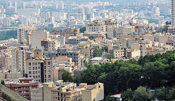 قیمت خانه در مناطق ارزان و گران تهران