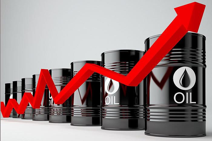 قیمت جهانی نفت در ۱۴۰۰/۲/۷
