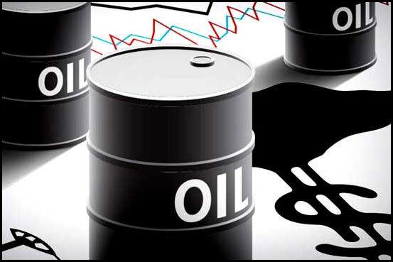 قیمت جهانی نفت در ۱۴۰۰/۳/۵