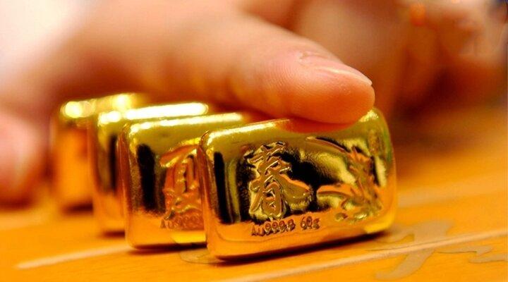 قیمت جهانی طلا در ۱۴۰۰/۳/۲۸