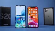 قیمت انواع موبایل در ۱۶ دی ماه ۹۹ +جدول