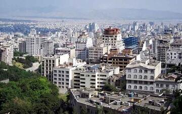 آخرین قیمت آپارتمان در تهران + جدول