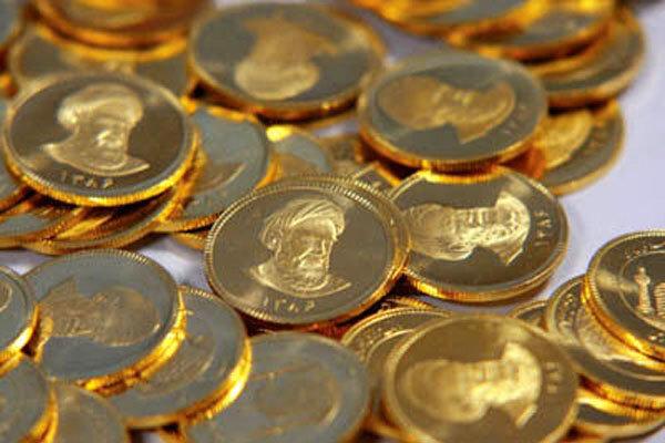 قیمت انواع سکه در ۱۴۰۰/۰۱/۱۶