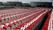 قیمت جهانی نفت در ۹۹/۱۲/۱۵