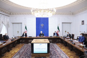 روحانی: توسعه پتروشیمی از افتخارات این دولت است