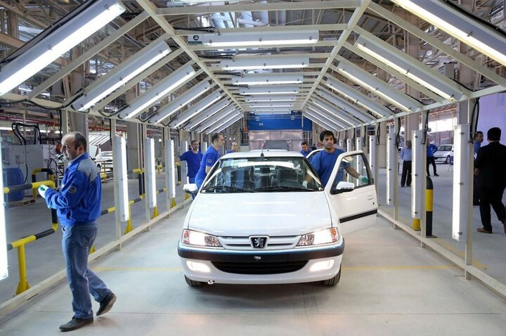 فروش فوری سه محصول ایران خودرو از فردا