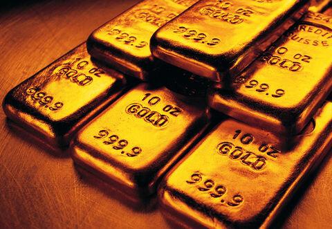 قیمت جهانی طلا در ۱۴۰۰/۳/۲۶
