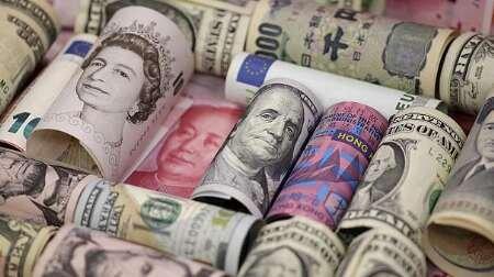نرخ انواع ارز در ۱۵ فروردین ۱۴۰۰