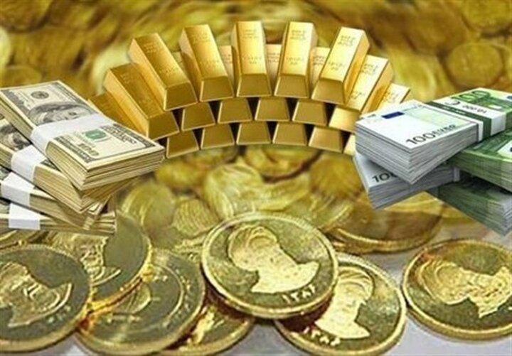 قیمت طلا، سکه و ارز امروز چهارشنبه ۷ مهر