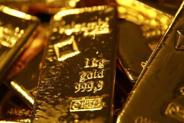 طلا تنها در اوج