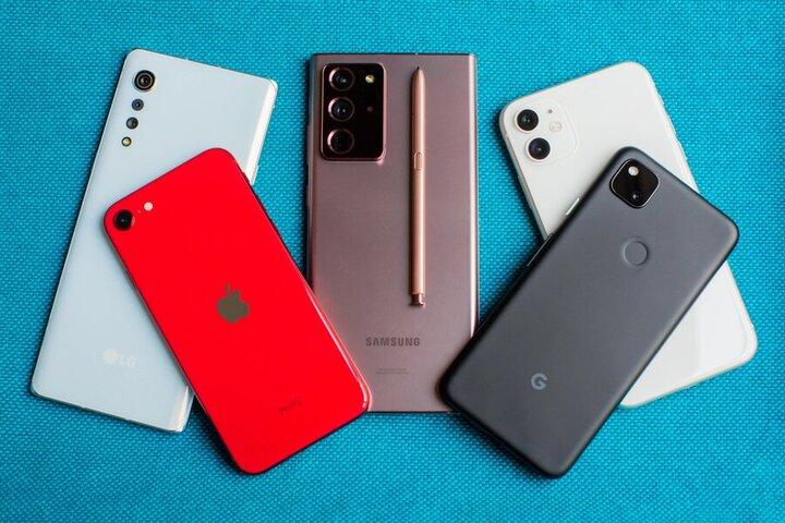 جدیدترین قیمت انواع موبایل +جدول