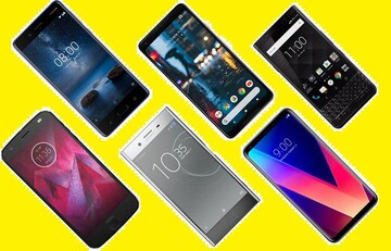 قیمت گوشیهای ۷ تا ۸ میلیون تومانی در بازار +جدول