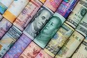 نرخ رسمی ارز (۱۴۰۰/۵/۵)