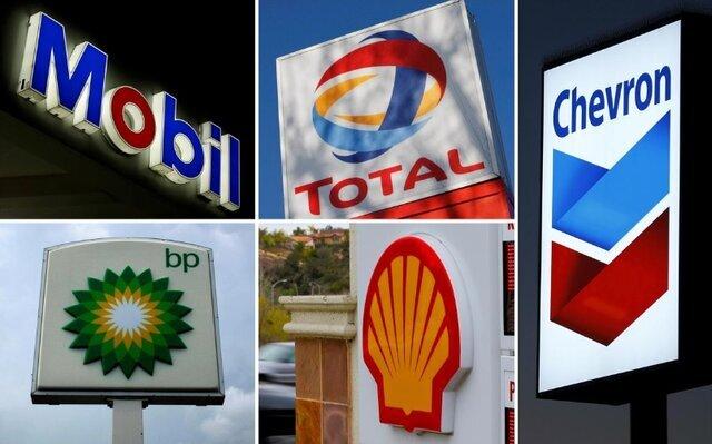 قیمت جهانی نفت در ۱۴۰۰/۲/۲۰