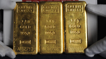 قیمت جهانی طلا در ۱۴۰۰/۳/۱۸