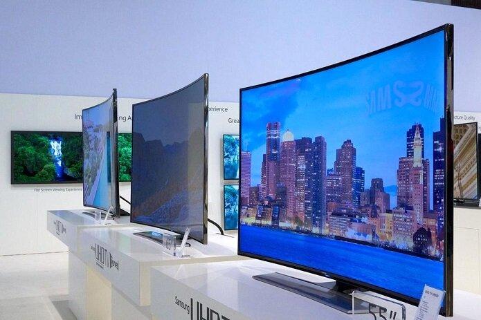 قیمت تلویزیون سونی و ال جی (۱۴۰۰/۴/۱۹ )
