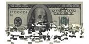شاخص دلار کاهشی است