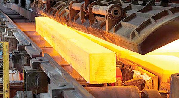 تولید فولاد ایران ۱۰ درصد رشد کرد