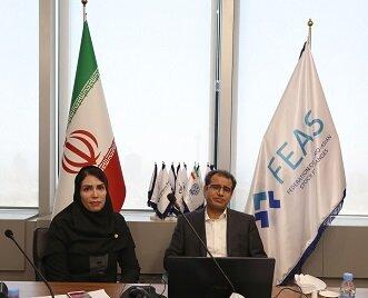بورس تهران همچنان عضو هیات مدیره فیاس