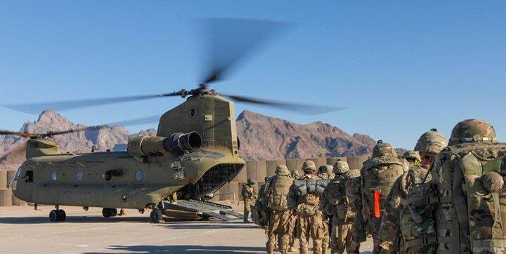 آمریکا دستبردار افغانستان نیست