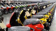قیمت انواع موتورسیکلت در ۱۴ مرداد ۱۴۰۰