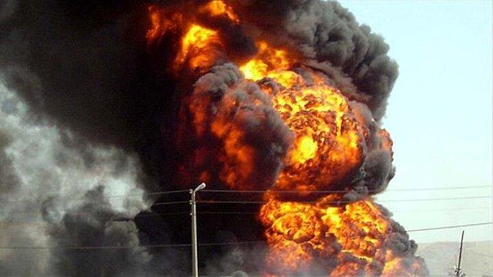 مقصر انفجار منطقه نفتی چشمه خوش که بود؟