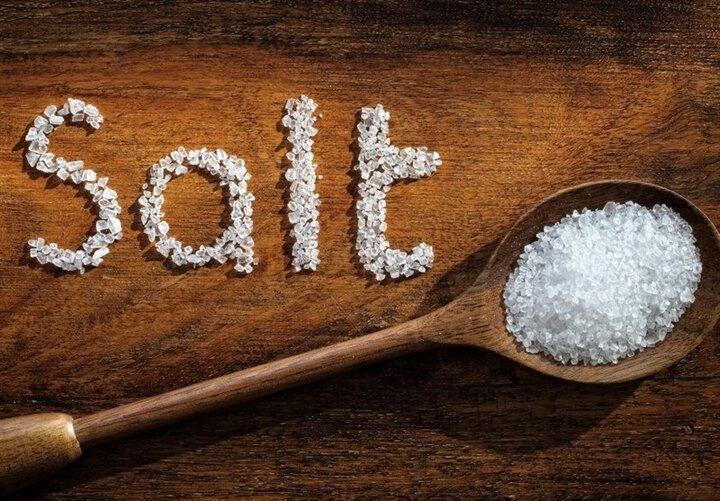 ۱۰علت برای عدم استفاده از نمک
