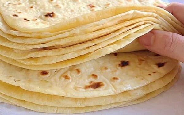 قیمت جدید انواع نان در شهر تهران (۱۴۰۰/۴/۲۷ )