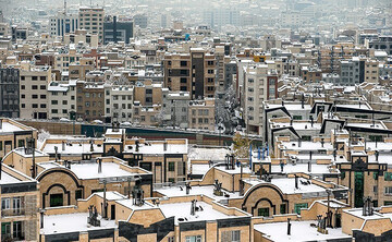 مسکن در تهران ۴۴ درصد گران شد