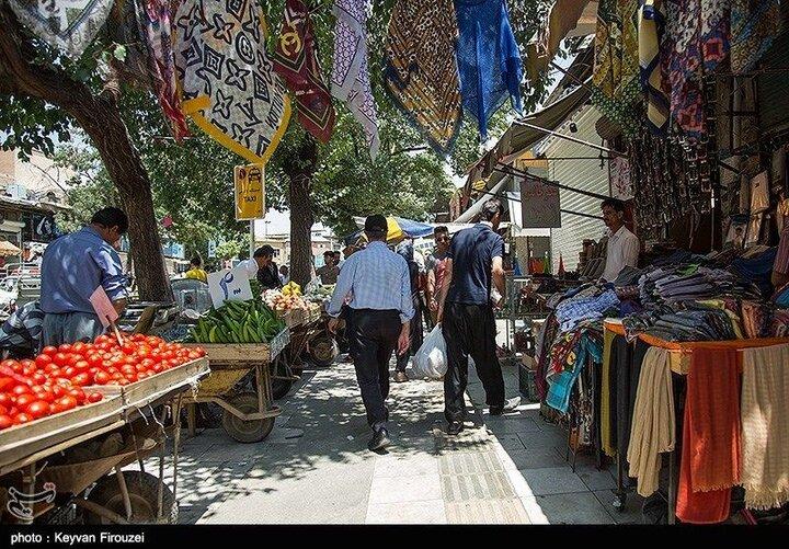 دستفروشان تهرانی تسهیلات میگیرند