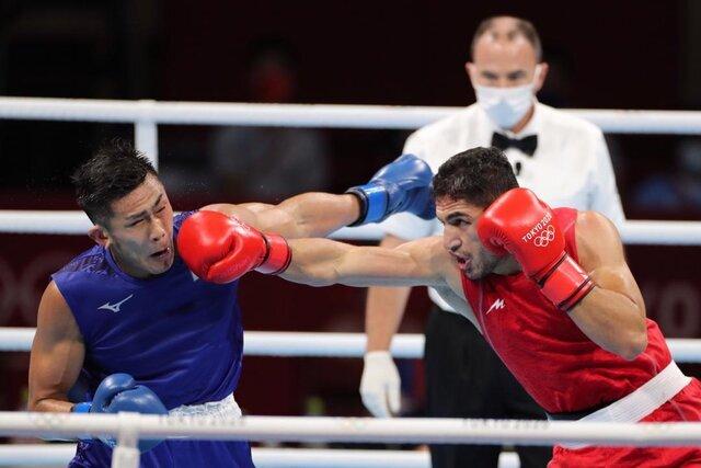 موسوی از بوکس المپیک حذف شد