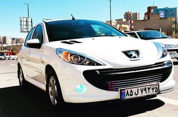 قیمت محصولات ایران خودرو (۱۴۰۰/۵/۱۱ )