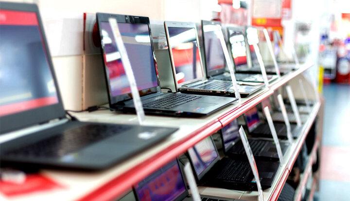 قیمت ۸ مدل از لب تاپهای برند در بازار