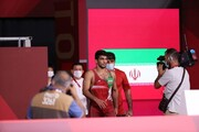 اعلام زمان مسابقه حسن یزدانی در المپیک