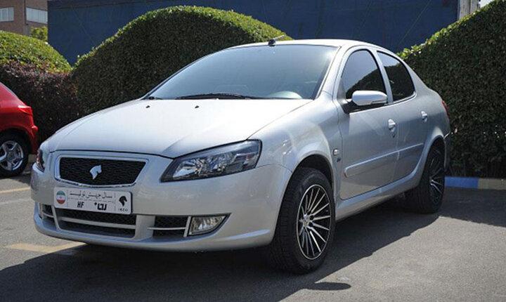 قیمت محصولات ایران خودرو (۱۴۰۰/۰۷/۰۴)