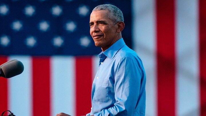 اوباما ۷۴ نفر را به کرونا مبتلا کرد + تصاویر