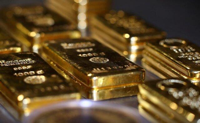 قیمت جهانی طلا (۱۴۰۰/۰۶/۱۳)