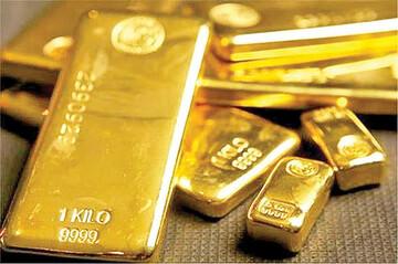 قیمت جهانی طلا (۱۴۰۰/۶/۲۷)