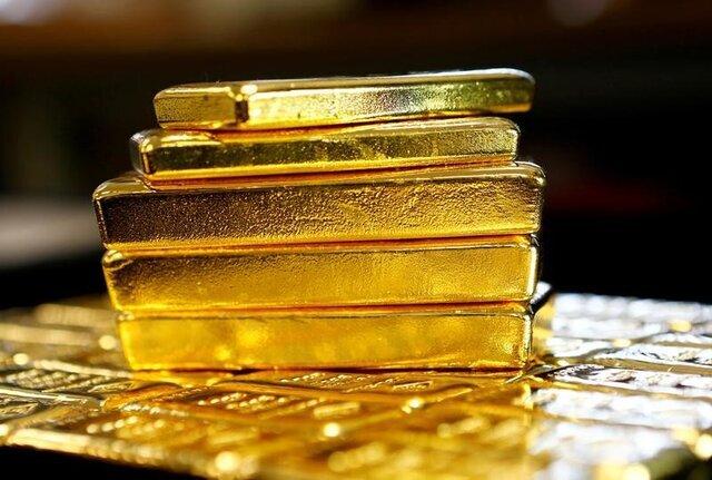 قیمت جهانی طلا (۱۴۰۰/۶/۵)