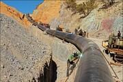 مستند انتقال نفت از گوره به جاسک