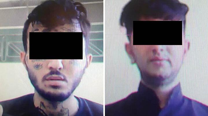 ۱۸ زن مشهدی گرفتار ۲ زوگیر شدند + عکس متهمان