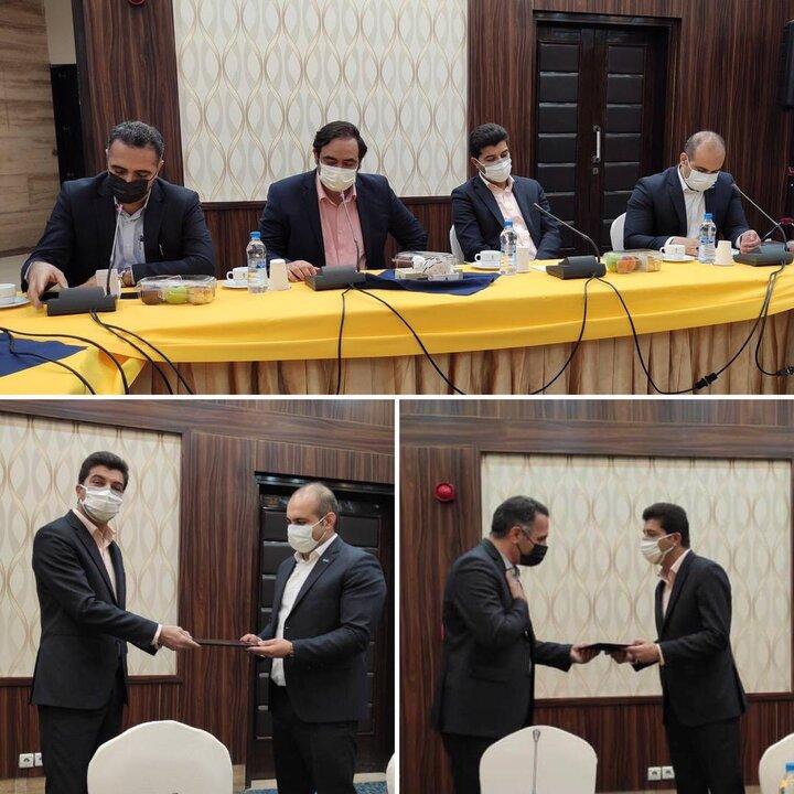 مدیر استان کرمانشاه شرکت بیمه دی منصوب شد
