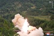 شلیک موشکهای بالستیک کرهشمالی + تصاویر