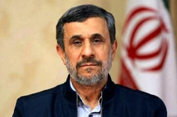 ظاهر جدید احمدی نژاد در جلسه مجمع تشخیص + عکس