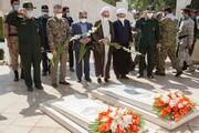 دفاع مقدس در ایران اسلامی با فرهنگ حسینی پیوند خورده است