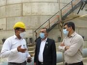 تقدیر مدیر کل محیط زیست استان بوشهر از آپادانا