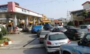 پمپ بنزینها دچار اختلال شدند
