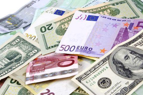 نرخ رسمی ۱۱ ارز کاهش یافت